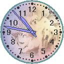 アナログ時計DX--オールフリーソフト