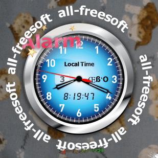 Vector Clocks--アラーム時--オールフリーソフト
