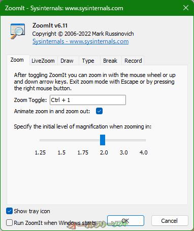 ZoomIt--4.52--オールフリーソフト