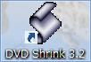 ●DVD Shrinkを起動する。