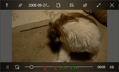 QuickLook--プレビュー/動画--オールフリーソフト