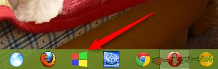 Start Screen Button--タスクバーに表示--オールフリーソフト