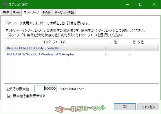 KMeter--ネットワーク--オールフリーソフト