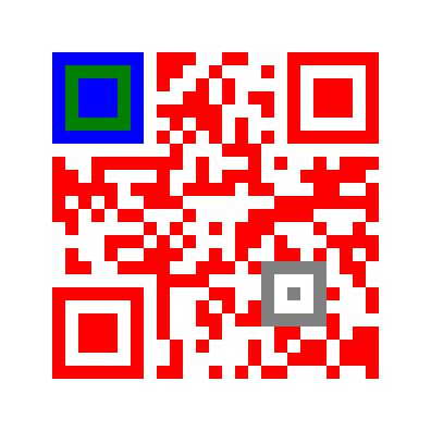 ColorfulQRCodeMaker--オールフリーソフト