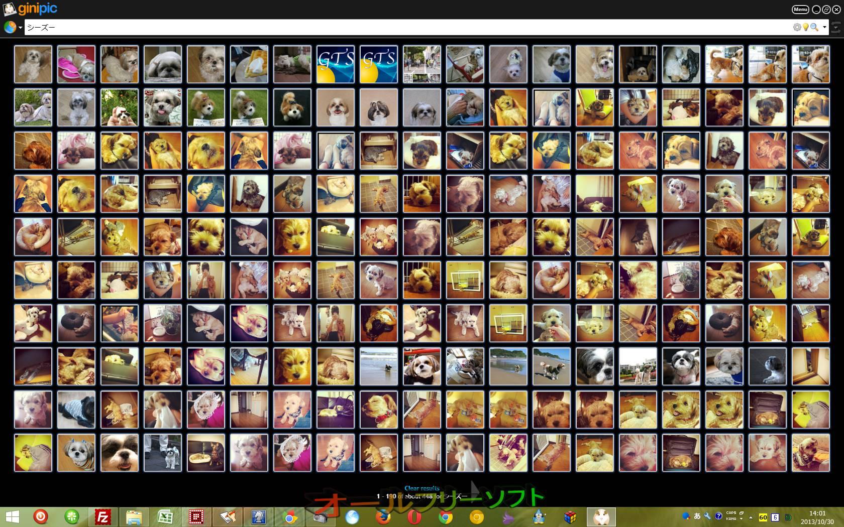 Ginipic--起動時の画面/Maximize--オールフリーソフト