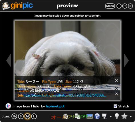 Ginipic--詳細情報--オールフリーソフト