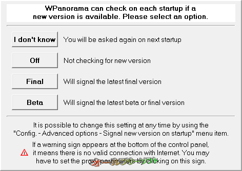 WPanorama--オールフリーソフト