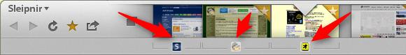 Sleipnir--オールフリーソフト