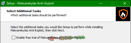 Malwarebytes Anti-Exploit--オールフリーソフト