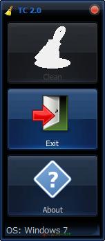Tray Cleaner--削除後--オールフリーソフト