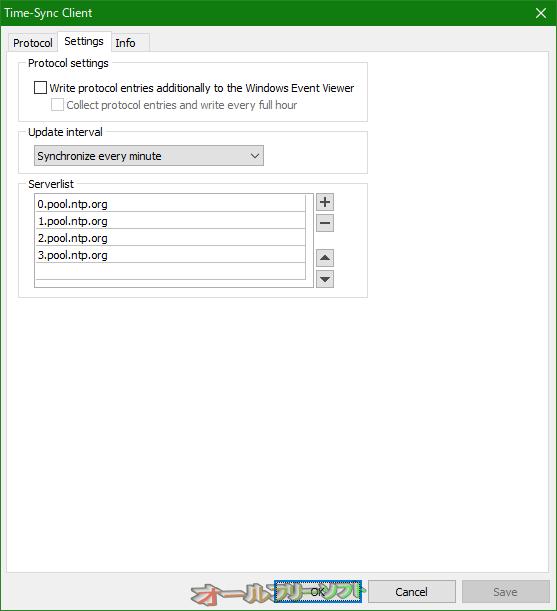 Time-Sync--Settings--オールフリーソフト