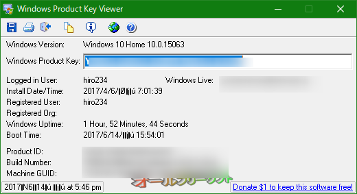fur windows 10 product key viewer