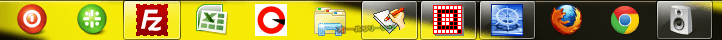 Aero Taskbar Color Changer--右クリックメニュー--オールフリーソフト